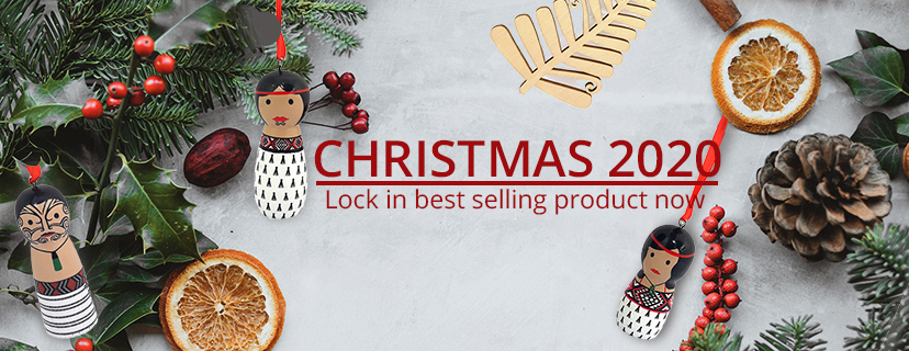 Make sure you lock in best selling stock to prepare for a great Christmas of sales.